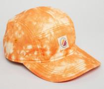 Kappe mit 5 Bahnen Orange