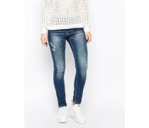Blade Skinny-Jeans Blau