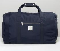 Nylon-Reisetasche in Marineblau Marineblau