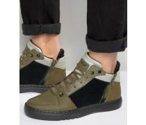 Adonis Mittelhohe Sneaker Grün