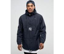Yankees Jacke zum Überziehen Marineblau