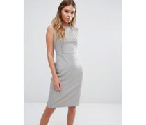 Workwear Kleid Grau