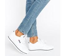 Orbit Weiße Sneaker Weiß