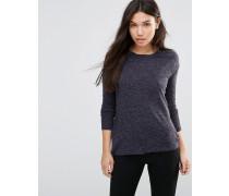 v Pays Sweatshirt in Marineblau Marineblau