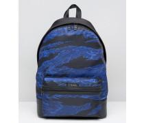 Jungle Rucksack Blau