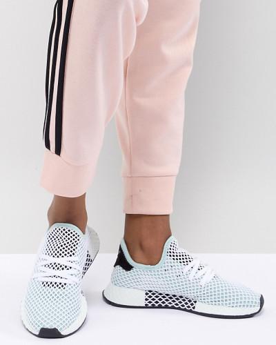 Vorbestellung Für Verkauf adidas Damen Deerupt Runner Grüne