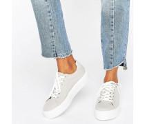 DAY TRIP Flatform-Sneaker Grau