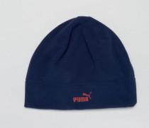 Snow Blaue Fleece-Mütze 2106003 Blau