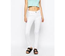 Skinny Jeans Weiß