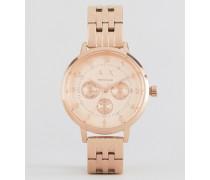 Roségoldene Uhr, AX5374 Gold