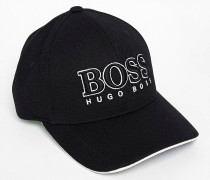 By Hugo Boss Baseballkappe mit Logo Schwarz