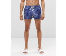 Star Kurze Shorts, Kombiteil Marineblau