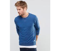 Southwick Sweatshirt in klassischer Passform Blau