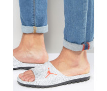 Nike Air Superfly Flip-Flops in Grau, 842400-007 Grau