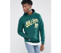 Oakland Athletics Kapuzenpullover Grün
