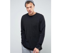 Jeff Long Sleeve Top Schwarz