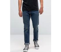 Levi's 510 Enge Jeans in verwaschenem Clapton-Mittelblau Blau