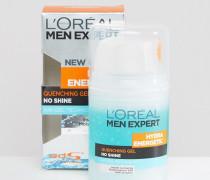 Paris Men Expert Hydra Energetic Moisturiser Quenching Gel, 50 ml Mehrfarbig