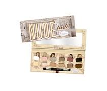theBalm Nude Tude Lidschatten-Palette Mehrfarbig