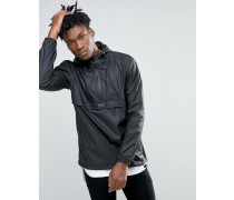 Leichte Jacke zum Überziehen Schwarz