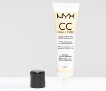 Professional Make-Up CC Creme Grün