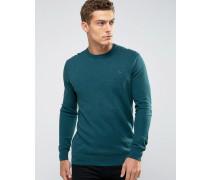 Seabourne Pullover mit Rundhalsausschnitt, grün Grün