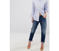 Levi's 501 CT Boyfriend-Jeans Blau