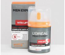 Paris Men Expert Vita Lift 5 Feuchtigkeitspflege, 50 ml Mehrfarbig