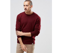 Playoff Pullover Rot