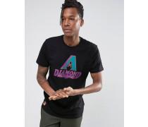 Diamond Backs T-Shirt Schwarz