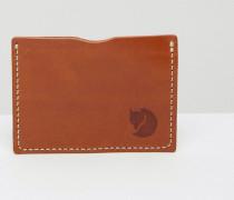 Ovik Kartenetui aus Leder Bronze