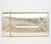 Envelope-Clutch Gold