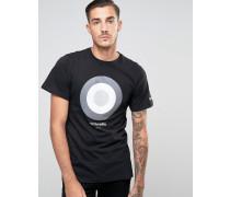 Classic Target T-Shirt Schwarz