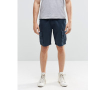 Cargo-Shorts Marineblau