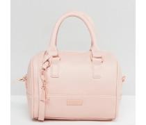 Bowler-Tasche in Rosa Rosa