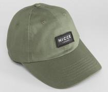 Nicce Grüne Baseball-Kappe Grün