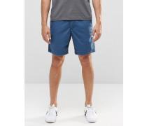 Marineblaue Shorts in Prep Fit Marineblau