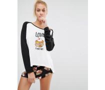 Love at First Bite Schlafanzug-Set Mehrfarbig