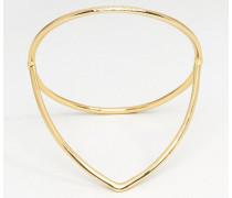Outline Armband Gold