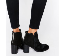 Weeping Pony Ankle Boots Mehrfarbig