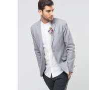 Wedding Graue Baumwolljacke Grau