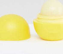 Lemon Drop Glattes Lippenbalsam Transparent