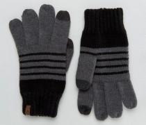 Touch Screen Handschuhe Grau