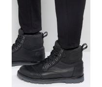 Ashland Wasserfeste Stiefel Schwarz