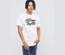 Galaxy Logo-T-Shirt Weiß