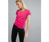 Fly By Running T-Shirt Rosa