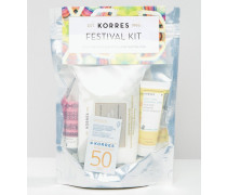 Festival Kit Du sparst 33 Transparent