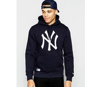 New York Yankees Kapuzenpullover Blau