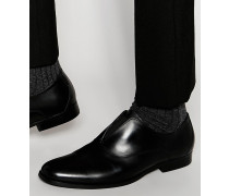 Luchinus Loafer Schwarz