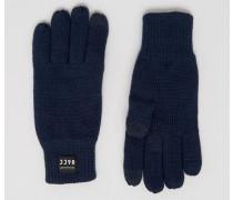 Touchscreen-Handschuhe Marineblau